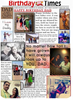 Sosha News Paper Style Photo Frame