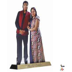 Sosha Couple Statue - Sosha
