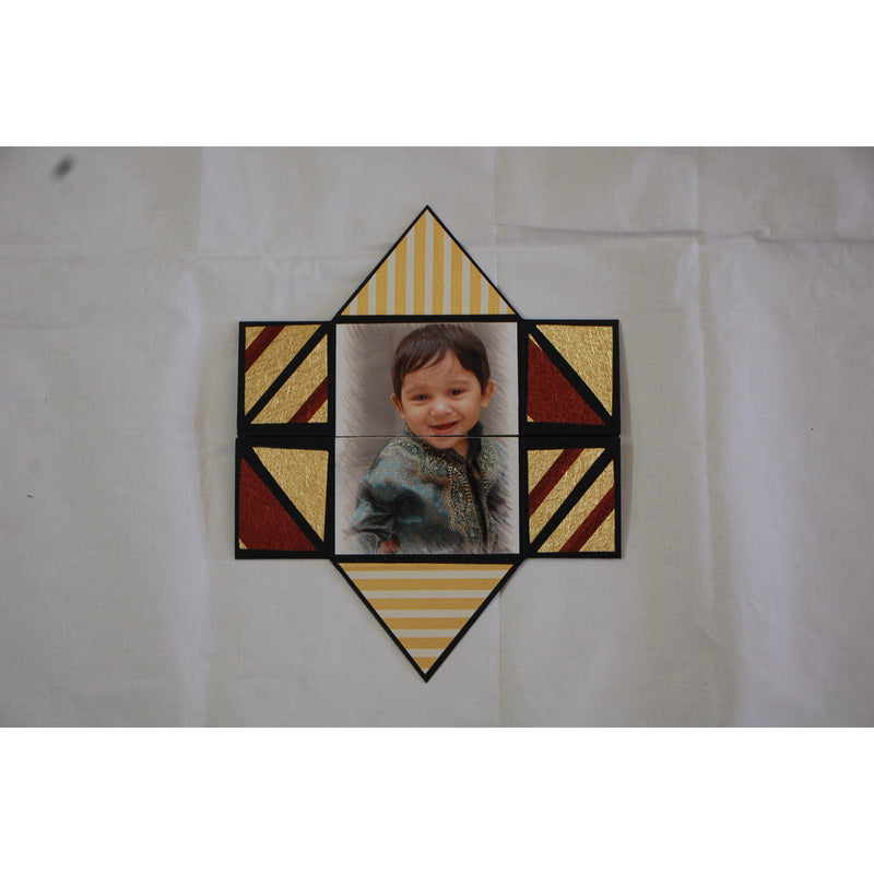 Sosha Photo Cut Infinity Card - Sosha