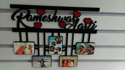 Sosha Couple Name Frame 3 - Sosha