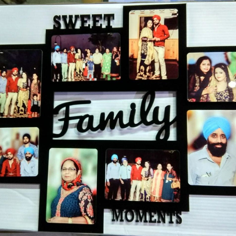 Sosha Family Photo Frame - Sosha