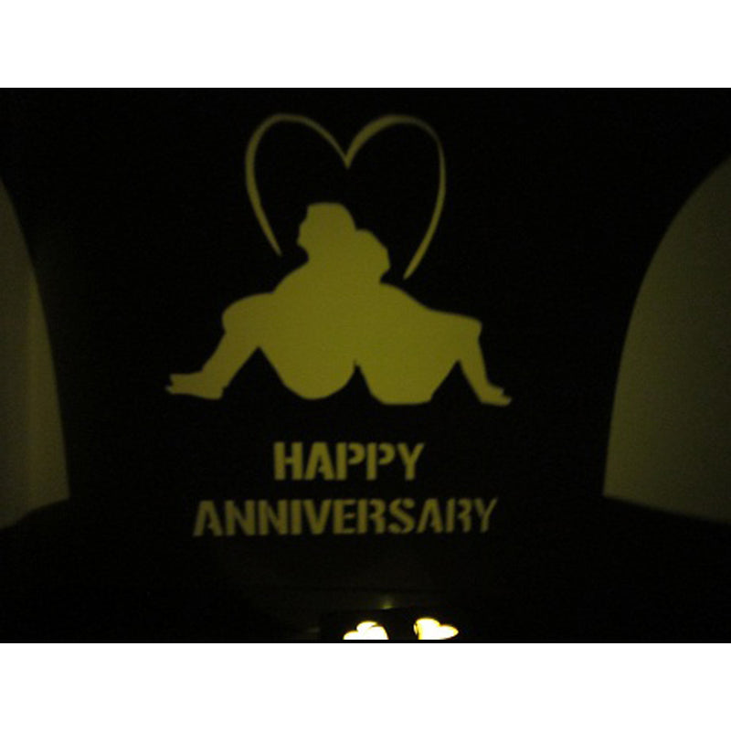 Sosha Shadow Box - Happy Anniversary - Sosha