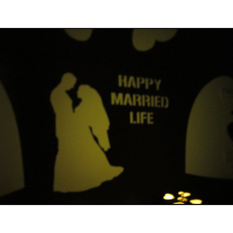 Sosha Shadow Box - Happy Married Life - Sosha