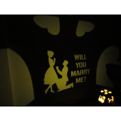Sosha Shadow Box - Will You Marry Me - Sosha
