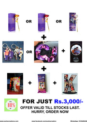 Valentines Day Combo Package - 5