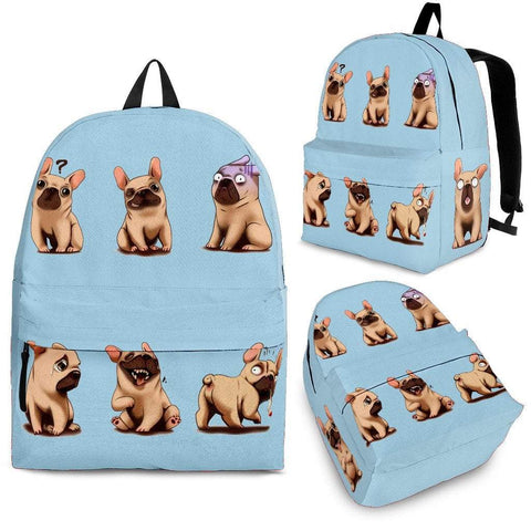 Frenchie Backpack