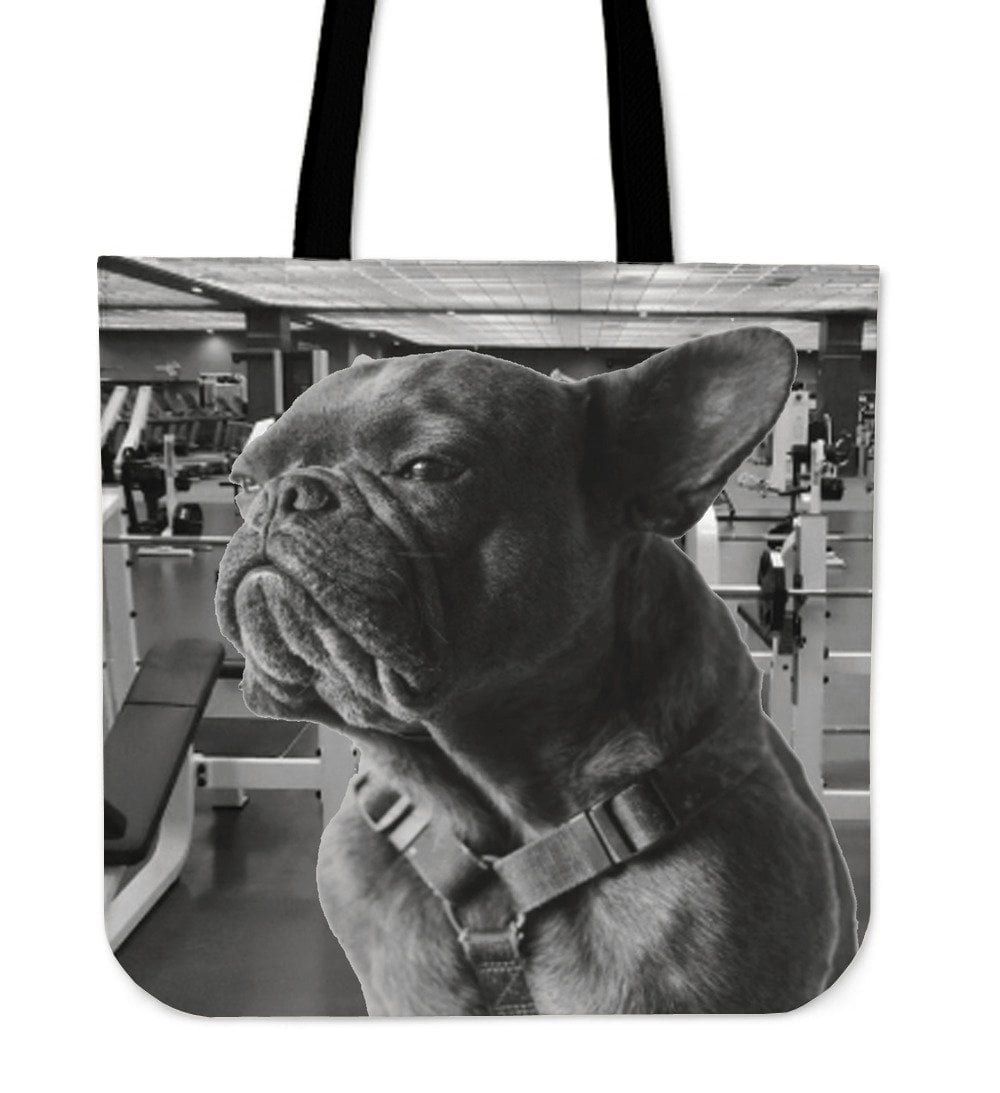 Charlie - Tote Bag - Frenchie Bulldog Shop