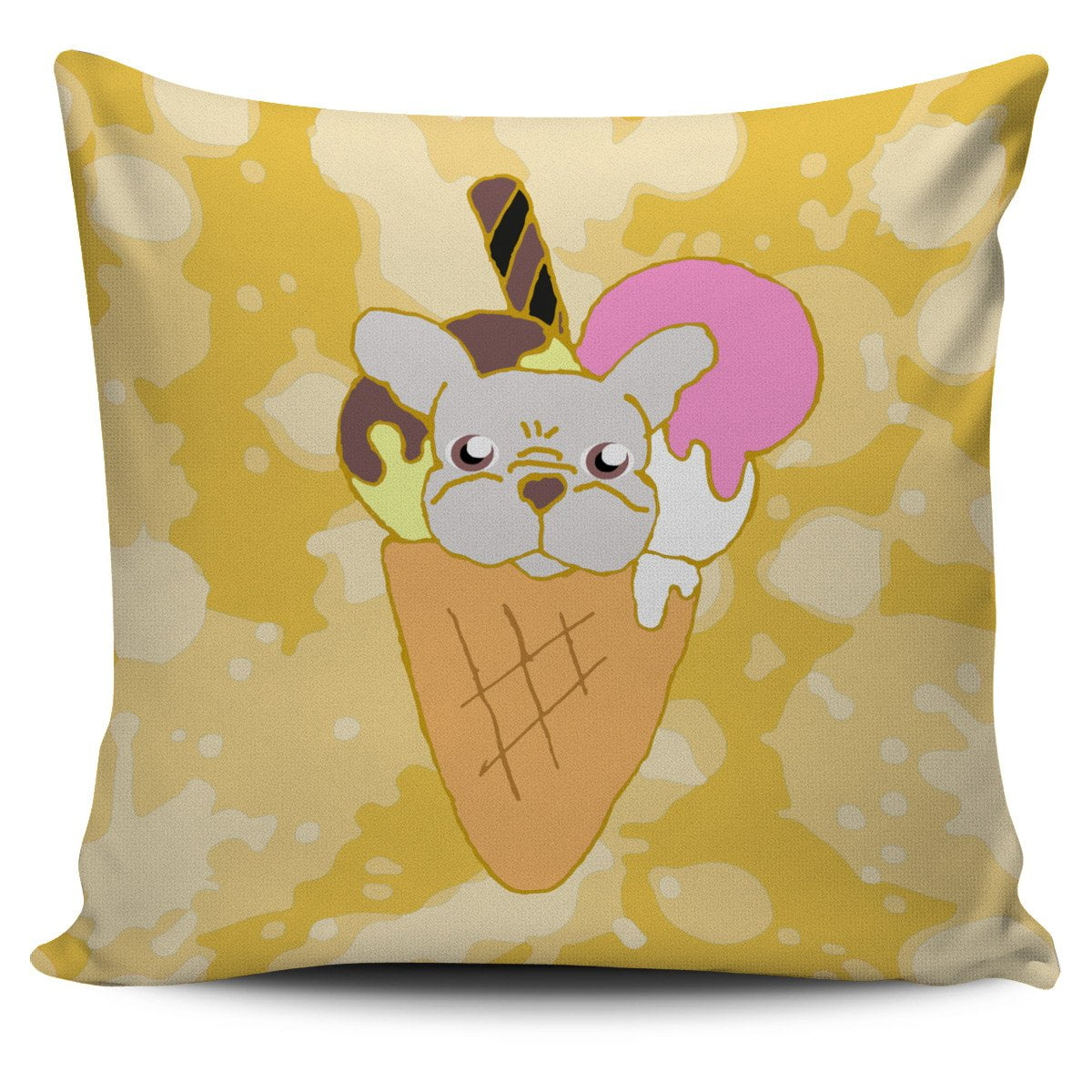 Lucy - Pillow - Frenchie Bulldog Shop
