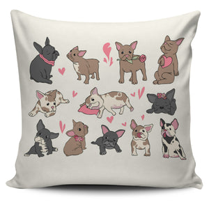 Lilo French Bulldog Pillow - Frenchie Bulldog Shop