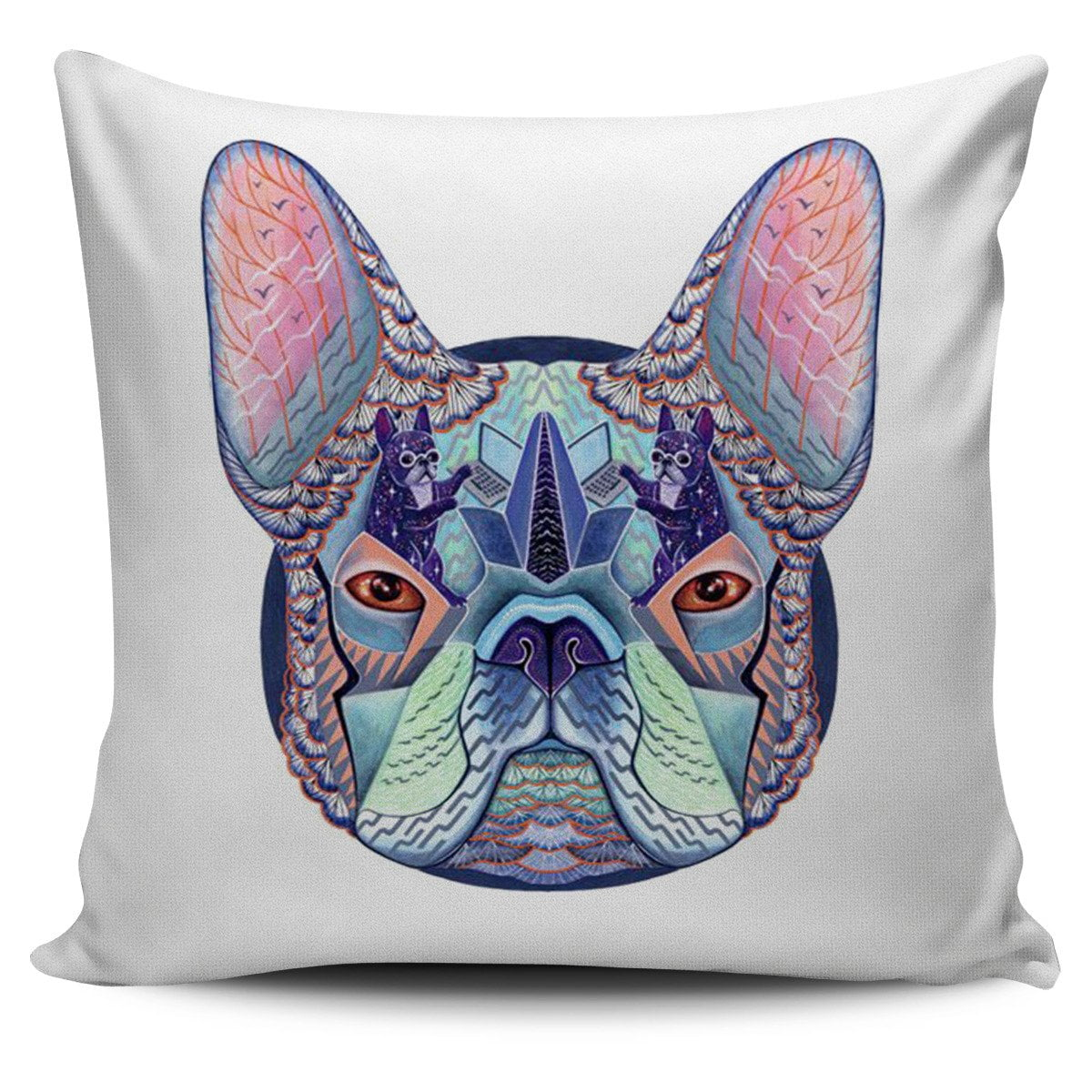 Lovely Frenchie - Pillow - frenchie Shop