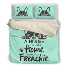 Bedding Set - Home without frenchie