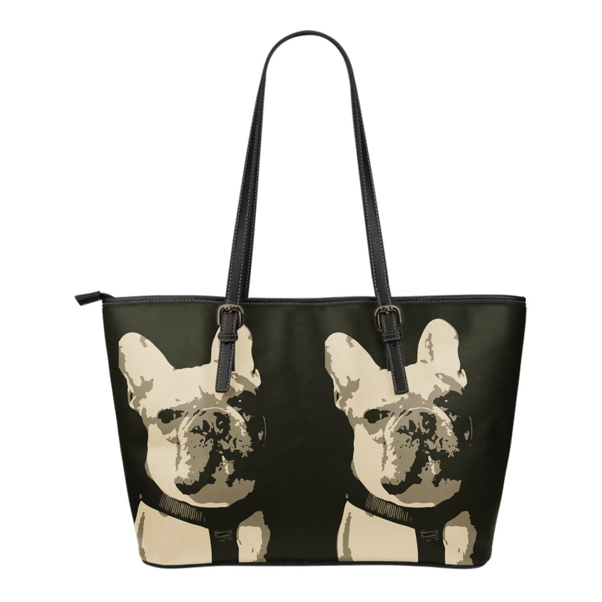 French Bulldog Brown Twin Double - frenchie Shop