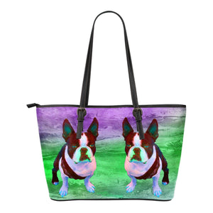 French Bulldog Colorful Painting Abstract Thermal