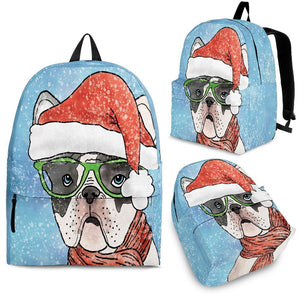 Santa Frenchie - Backpack