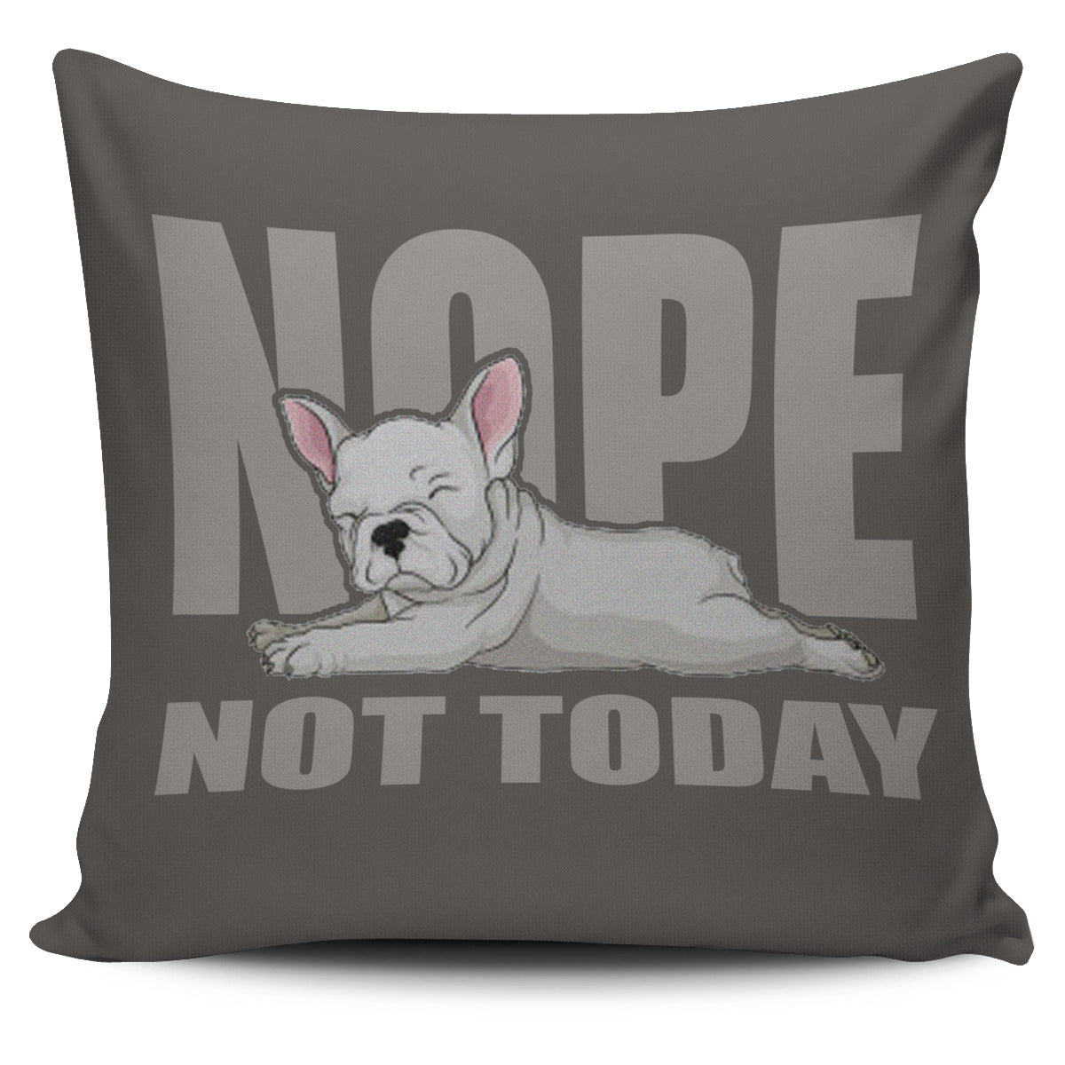 Daisy French Bulldog Pillow - Frenchie Bulldog Shop