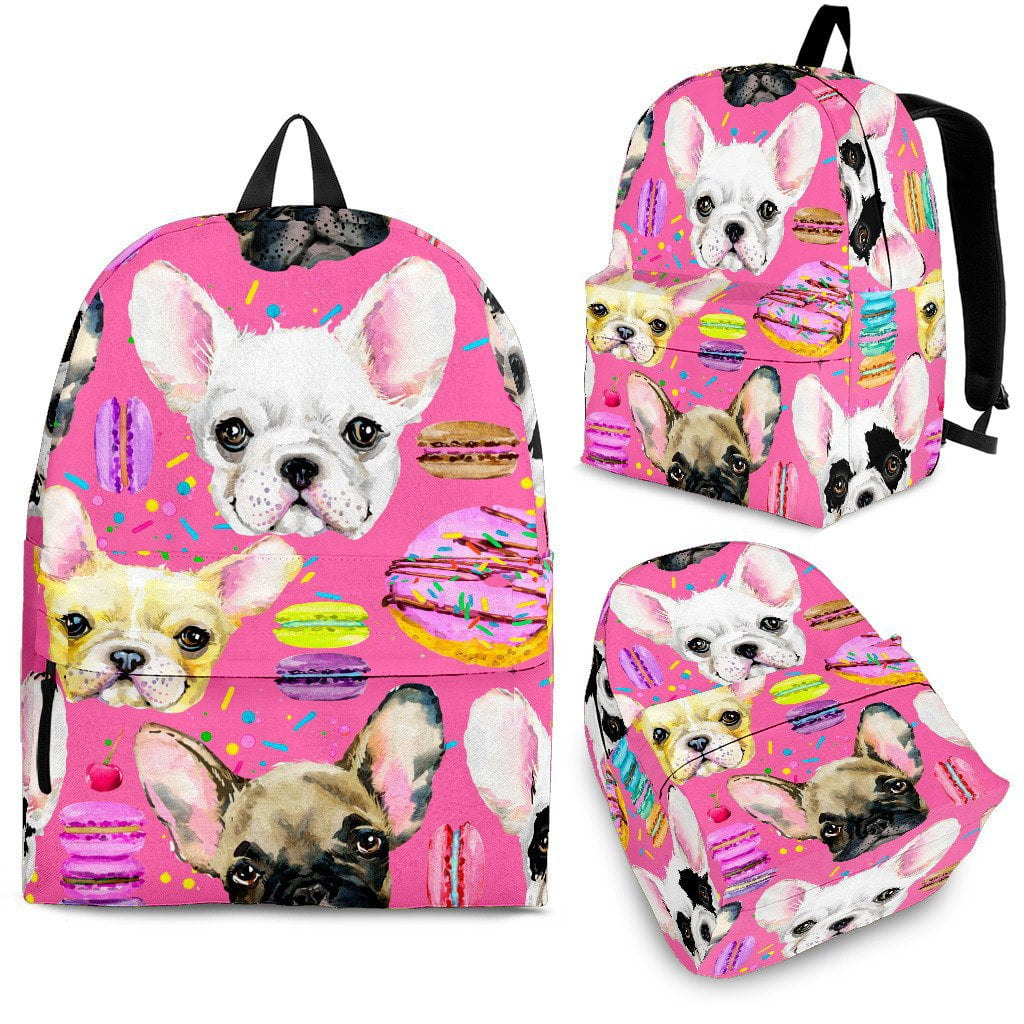 My Frenchies - BACKPACK - Frenchie Bulldog Shop