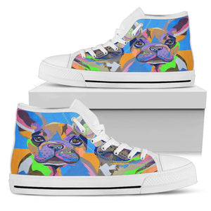 High Top Shoe - Lovely Frenchie