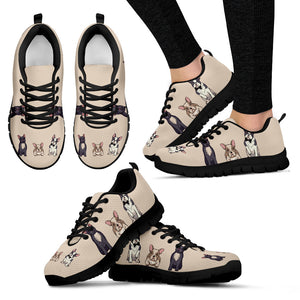 Teddy - Sneakers - Frenchie Bulldog Shop