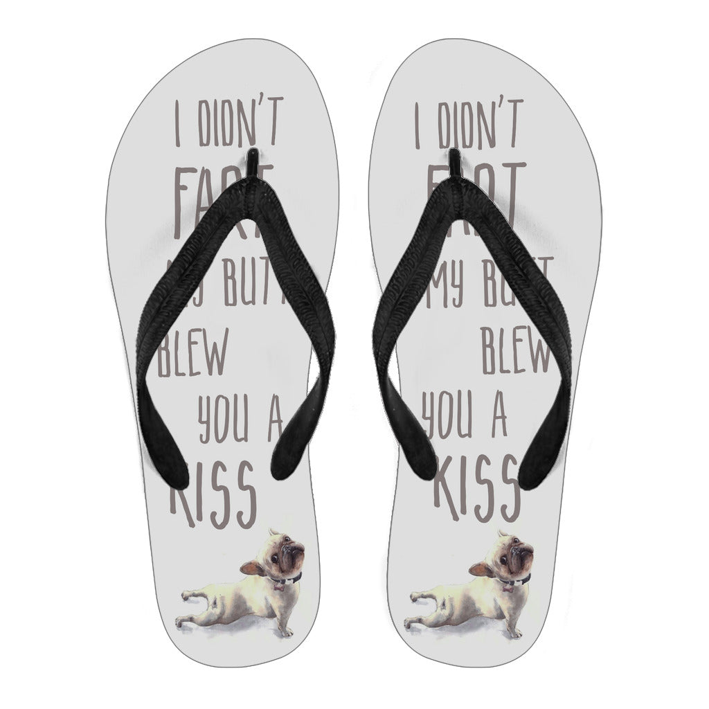 Bella - Flip Flops - Frenchie Bulldog Shop