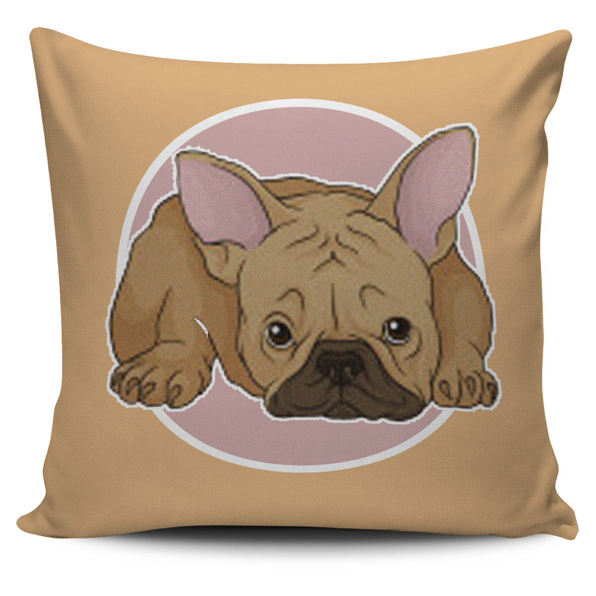 Ace French Bulldog Pillow - Frenchie Bulldog Shop