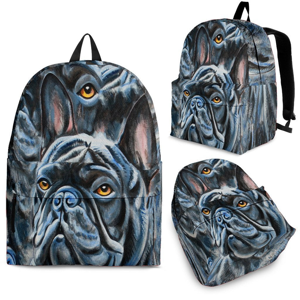 The French Bulldog - Backpack - Frenchie Bulldog Shop