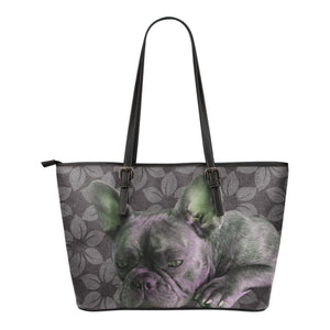 French Bulldog Black and White Monochrome Style - frenchie Shop