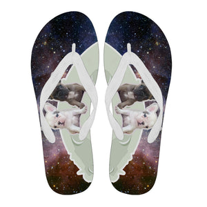Buddy - Flip Flops - Frenchie Bulldog Shop