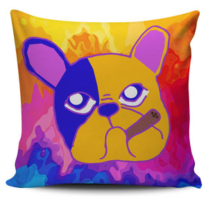 Milo - Pillow - Frenchie Bulldog Shop