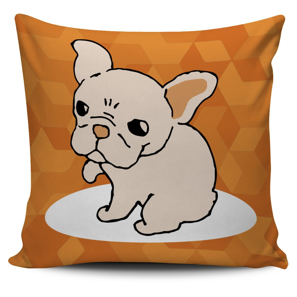 Louis - Pillow - Frenchie Bulldog Shop