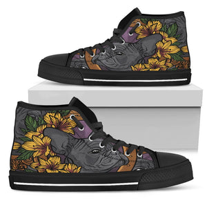 High Top Shoe - Frenchies Lovers - frenchie Shop