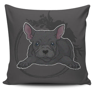 Stitch French Bulldog Pillow - Frenchie Bulldog Shop