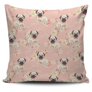 My lovely Pug - Pillow case - Frenchie Bulldog Shop