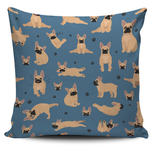 Oliver French Bulldog Pillow - Frenchie Bulldog Shop