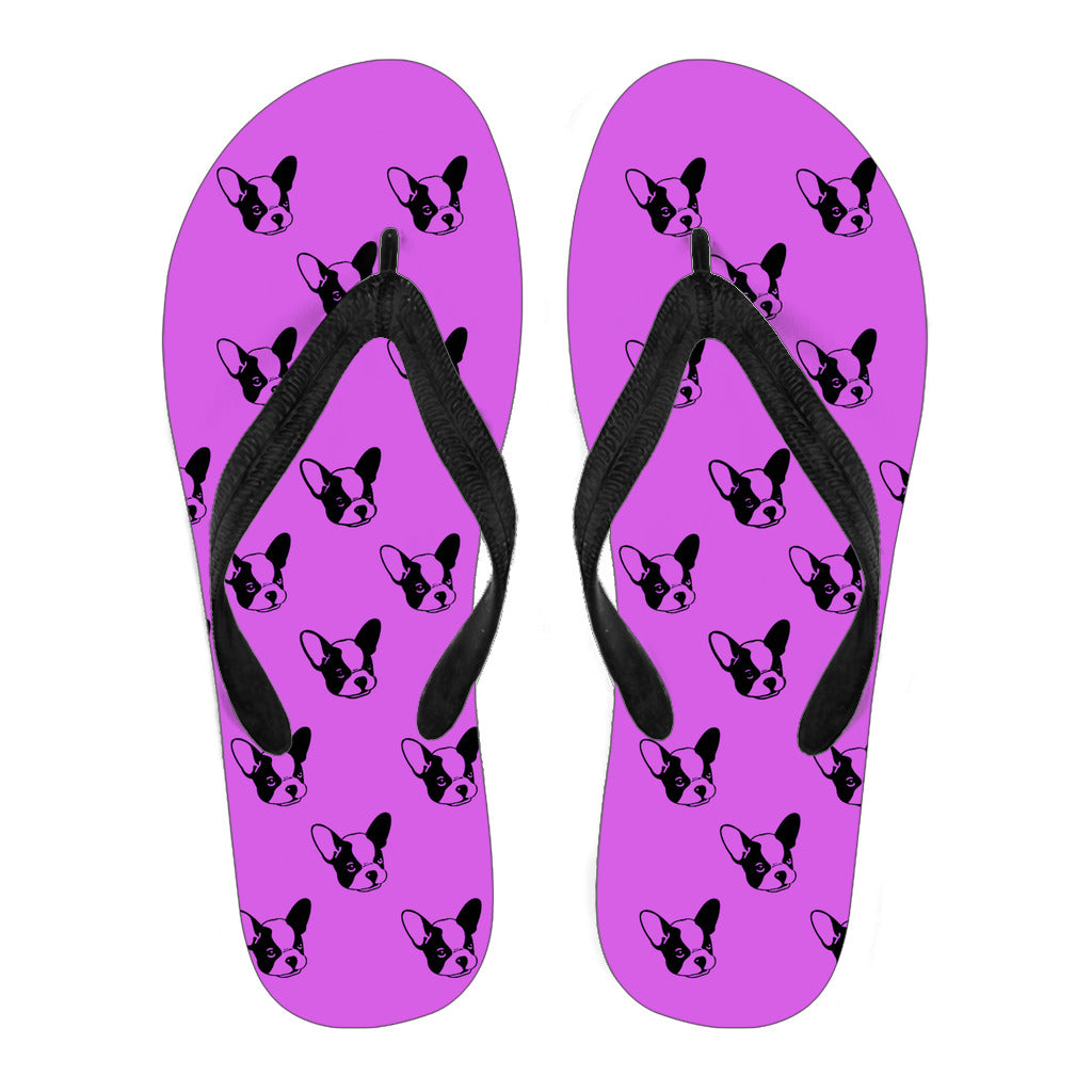 Milo - Flip Flops - Frenchie Bulldog Shop