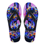 Charlie - Flip Flops - Frenchie Bulldog Shop
