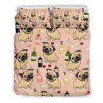 Pug Drink Bedding - Frenchie Bulldog Shop