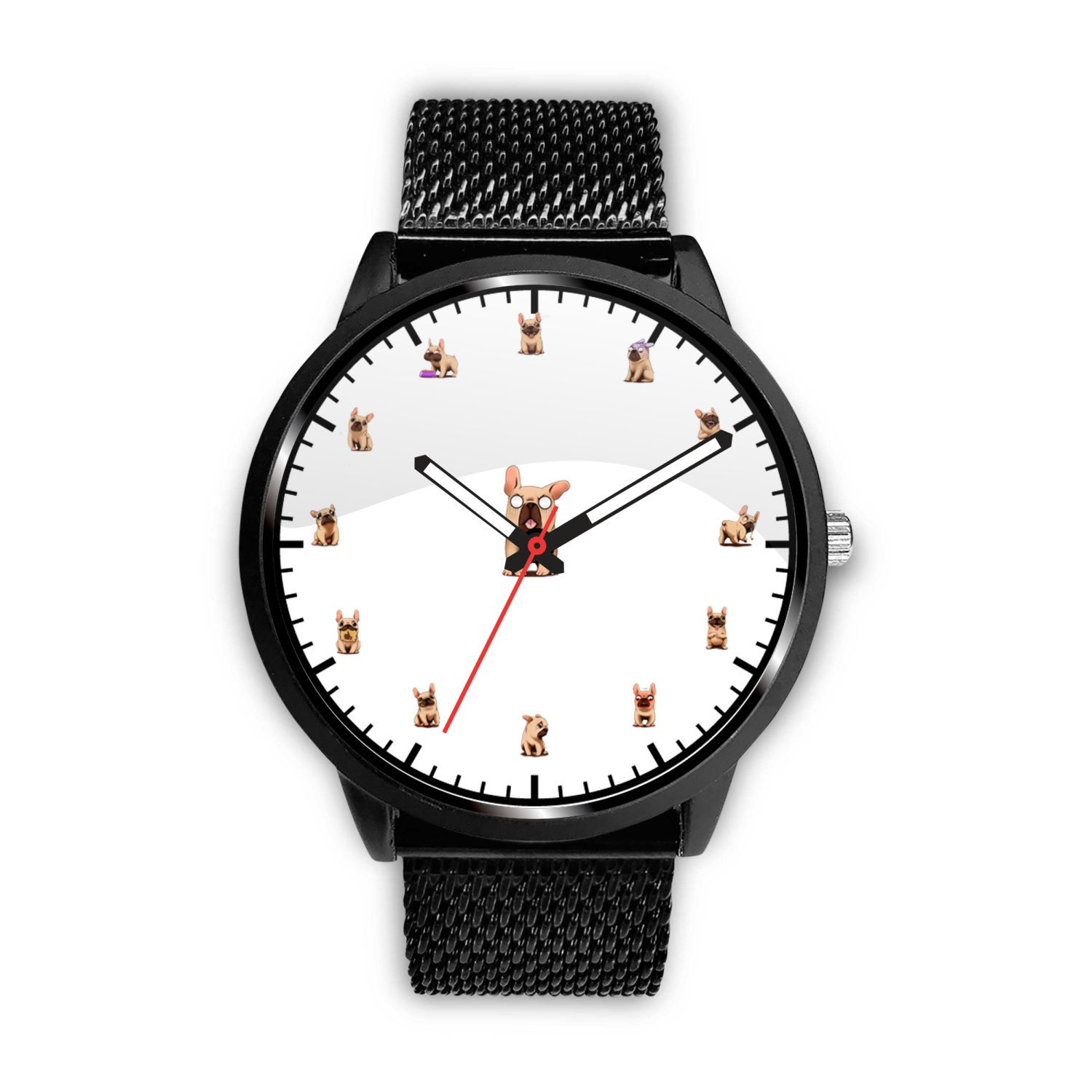 Frenchie Time - Watch - frenchie Shop