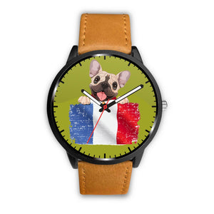 Frenchie flag - Watch - frenchie Shop