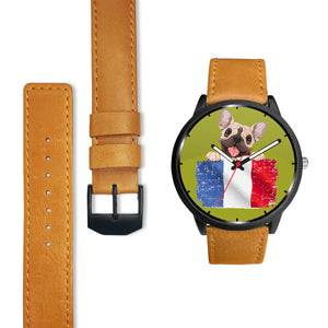 Frenchie flag - Watch