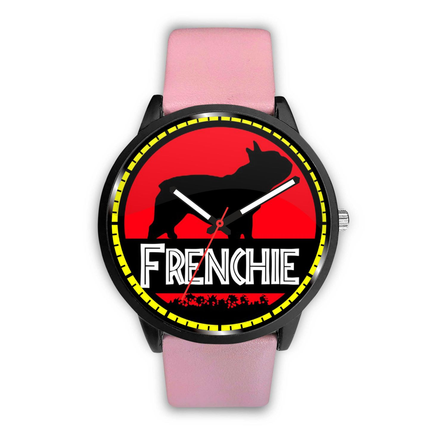 Black Frenchie - Watch - frenchie Shop