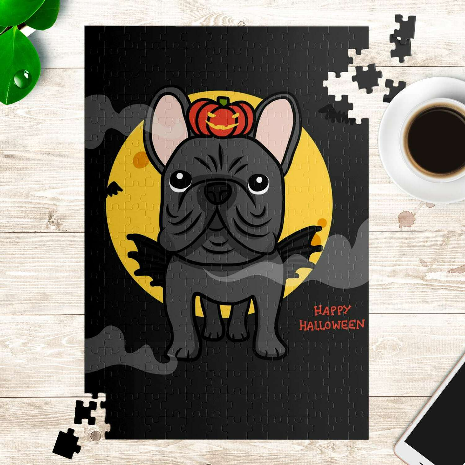 Max French Bulldog Puzzle - Frenchie Bulldog Shop