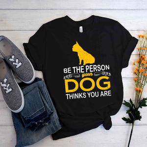 Frankie T-Shirt - Frenchie Bulldog Shop
