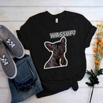 Stitch T-Shirt - Frenchie Bulldog Shop