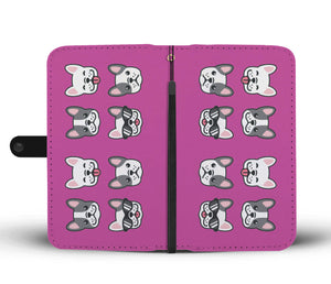 Cool Frenchies - French Bulldog Wallet Case - Frenchie Bulldog Shop
