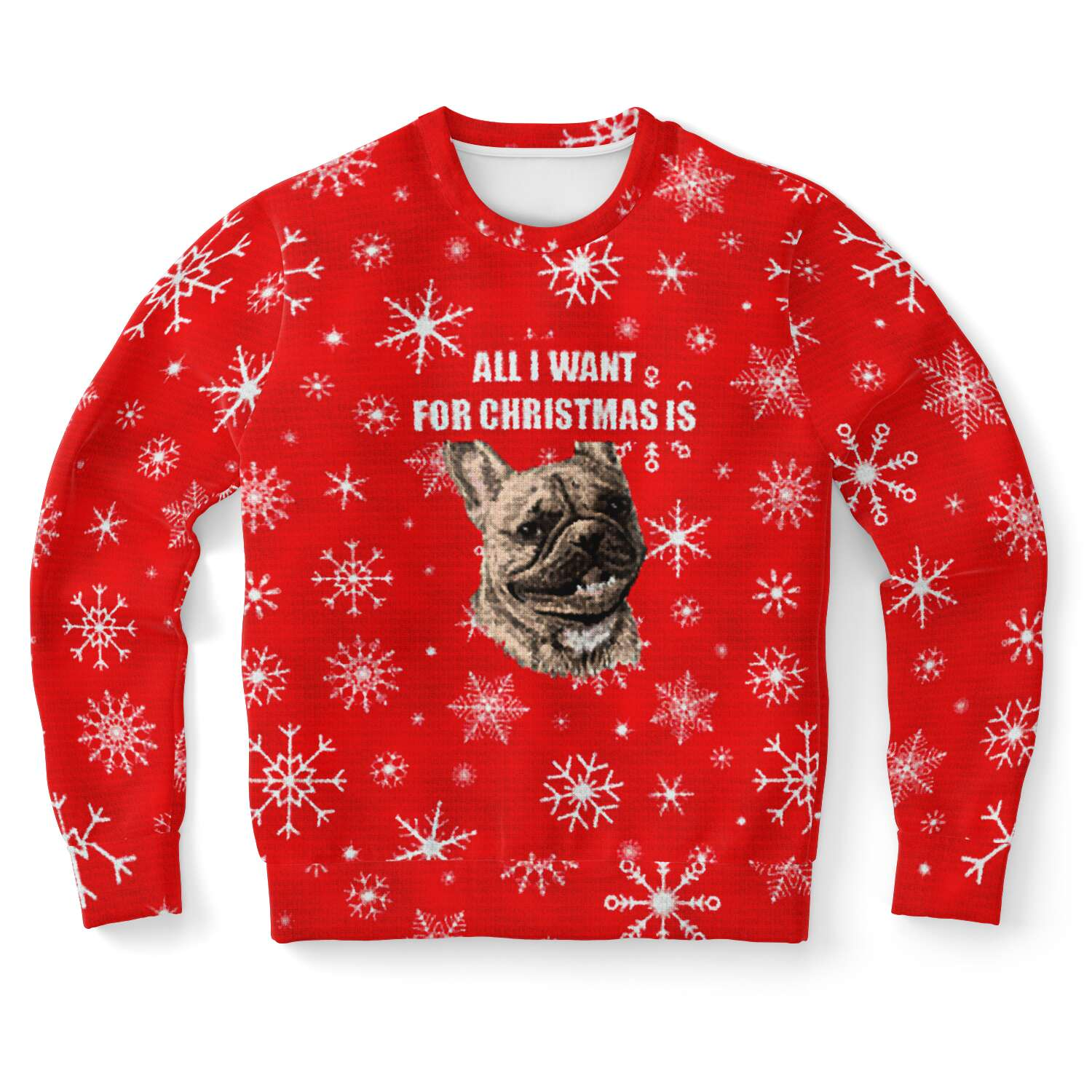Buster - French Bulldog Sweater - Frenchie Bulldog Shop