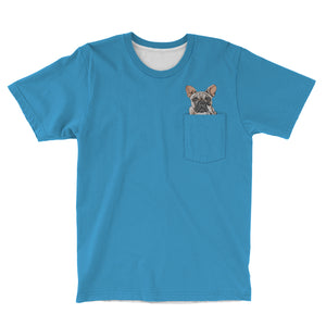 FU - Real Pocket TShirt - frenchie Shop