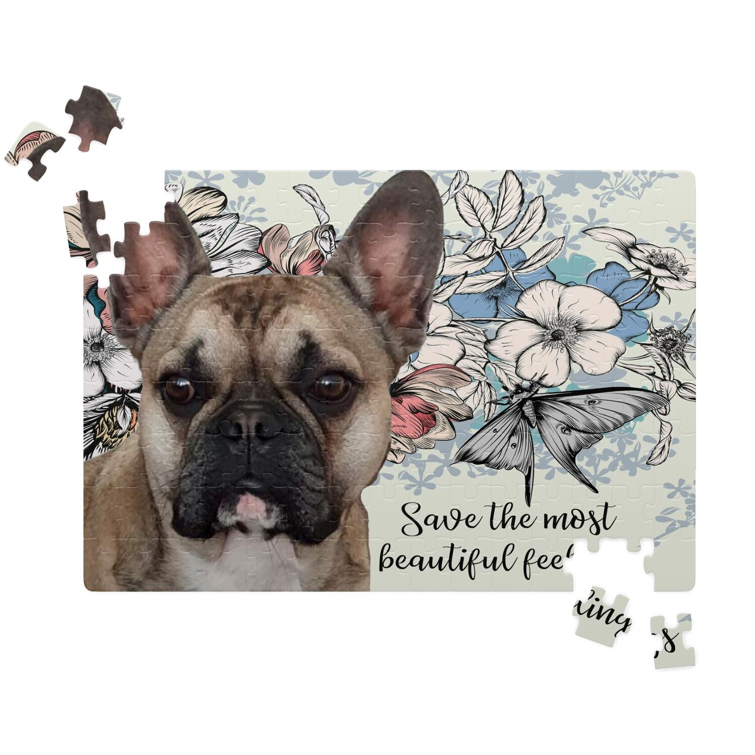 My Frenchie Puzzle