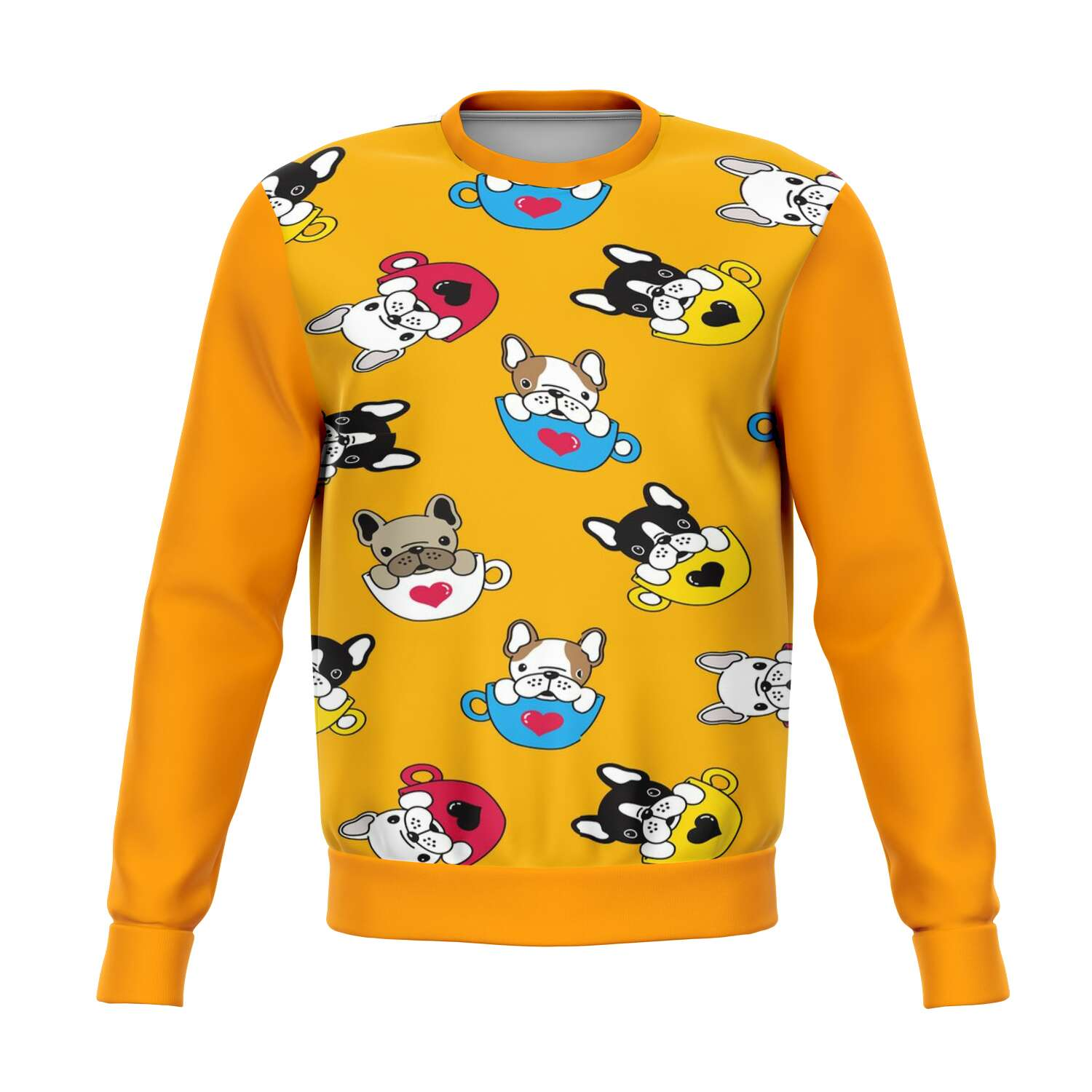 Daisy - French Bulldog Sweater - Frenchie Bulldog Shop