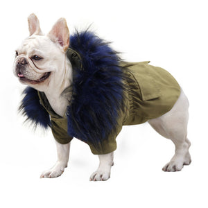 PawMax Coat V2  - Warm Coat (WS46) - frenchie Shop