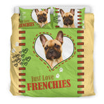 French Bulldog - Bedding Set - frenchie Shop